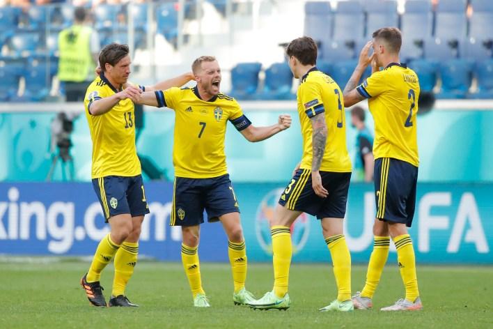 السويد ضد سلوفاكيا