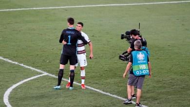Photo of فريقك محظوظ – تفاصيل حوار رونالدو مع كورتوا بعد فوز بلجيكا أمام البرتغال في يورو 2020