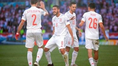 Photo of موعد مباراة إسبانيا وسويسرا في الدور ربع النهائي من يورو 2020