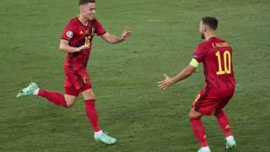 Photo of تقارير: هازارد قد يُستبعد من بطولة يورو 2020 خلال ساعات