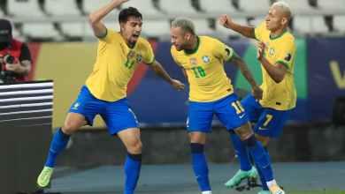 Photo of فيديو – أهداف مباراة البرازيل وبيرو في نصف نهائي كوبا أمريكا 2021