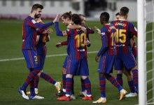 Photo of مدافع برشلونة مطلوب في الدوري الإنجليزي