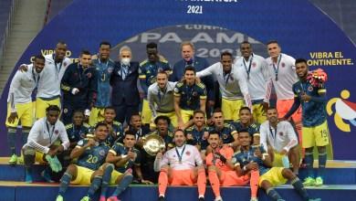 Photo of فيديو – كولومبيا تفوز بمباراة المركزي الثالث والرابع بثلاثية في بيرو