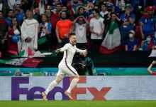 Photo of فيديو – لوك شاو يسجل أسرع هدف في تاريخ نهائي بطولة كأس أمم أوروبا
