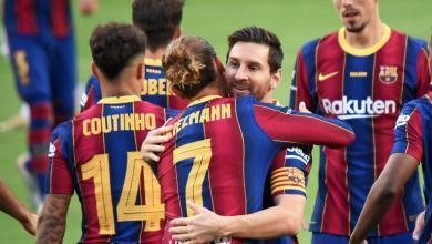 Photo of مانشستر سيتي يوضح حقيقة اهتمامه بضم نجم برشلونة
