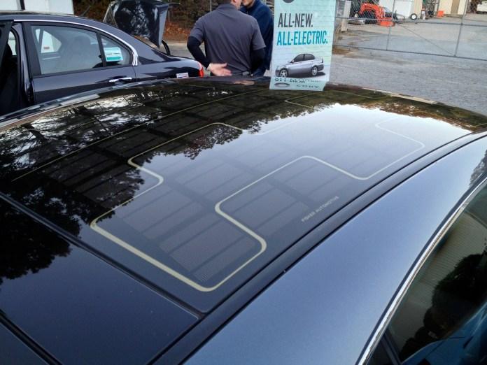event recap: electric car show and 'revenge' film viewing | solar