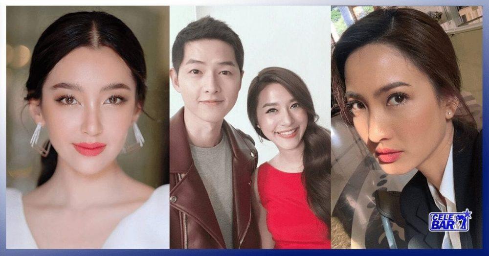 TV3 ဇာတ်လမ်းတွဲတွေကတစ်ဆင့် ဒိတ်ဒိတ်ကြဲဖြစ်လာကြတဲ့ ထိုင်းမင်းသမီးချောများ
