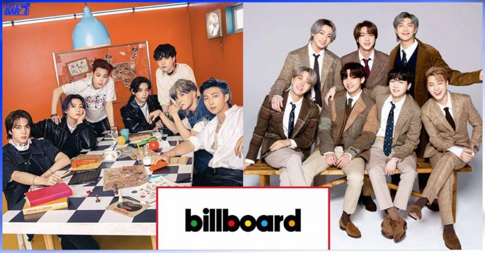 Billboard ရဲ့ ကမ္ဘာ့ဝင်ငွေအကောင်းဆုံး ဂီတပညာရှင်များစာရင်းမှာ ထိပ်ဆုံး ၅ ဦးထဲ ပါဝင်လာခဲ့တဲ့ BTS