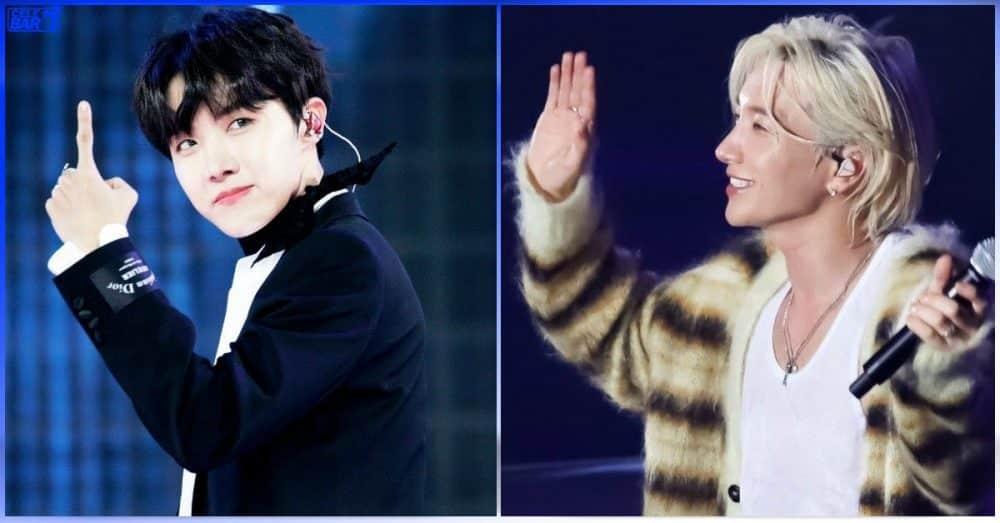 J-Hope နဲ့ သူ့ရဲ့ကြားက ချစ်စဖွယ် မိတ်ဆွေဆက်ဆံရေးကို ပြောပြခဲ့တဲ့ Super Junior အဖွဲ့ဝင် Lee Teuk