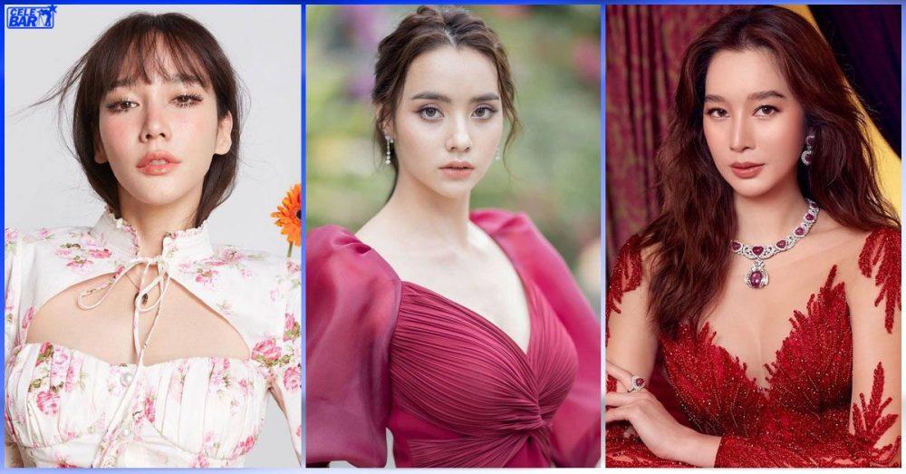 Channel 7 ရဲ့ နာမည်အကြီးဆုံး ထိပ်တန်း ထိုင်းမင်းသမီး (၅) ဦး
