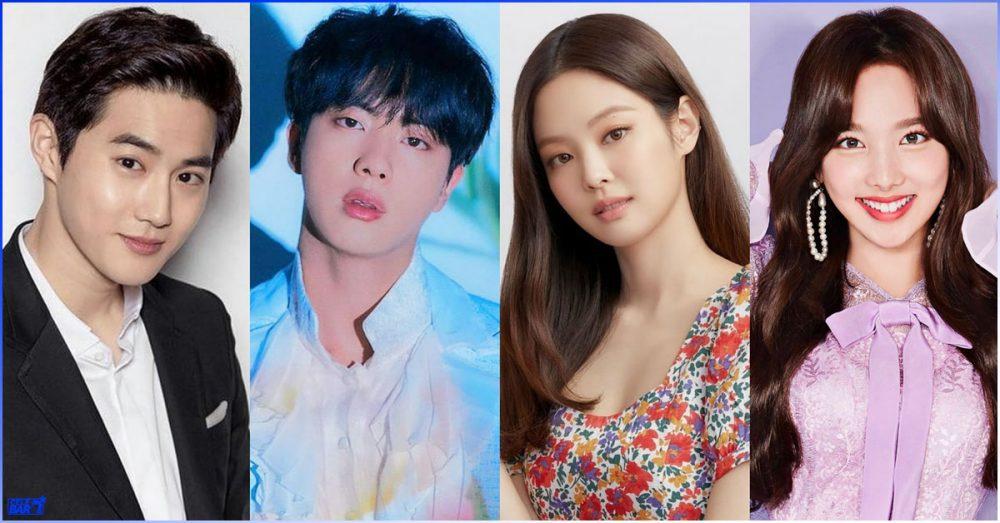 "Forbes Korea က ထုတ်ပြန်လိုက်တဲ့ ၂၀၂၁ ခုနှစ်အတွက် K-Pop လောကရဲ့ ""Visual King/Queen"" များ"