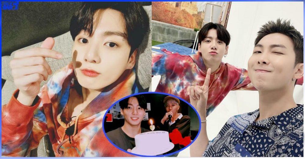 Golden Maknae လေး Jungkook ရဲ့ ၂၅ နှစ်ပြည့် မွေးနေ့ကို နည်းမျိုးစုံနဲ့ ဂုဏ်ပြုပေးခဲ့ကြတဲ့ BTS အဖွဲ့ဝင်များ