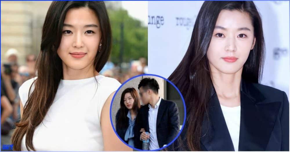 ခင်ပွန်းဖြစ်သူနဲ့ ကွာရှင်းဖို့နေနေသာသာ Incheon မှာ သာမန်စုံတွဲတွေလို date လုပ်ခဲ့တဲ့ မင်းသမီး Jun Ji Hyun