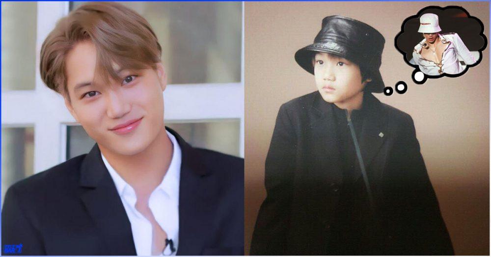 အောင်မြင်တဲ့ Kpop Idol တစ်ယောက် ဖြစ်လာဖို့ သိထားသင့်တဲ့အချက်တွေ ပြောပြခဲ့တဲ့ EXO Kai