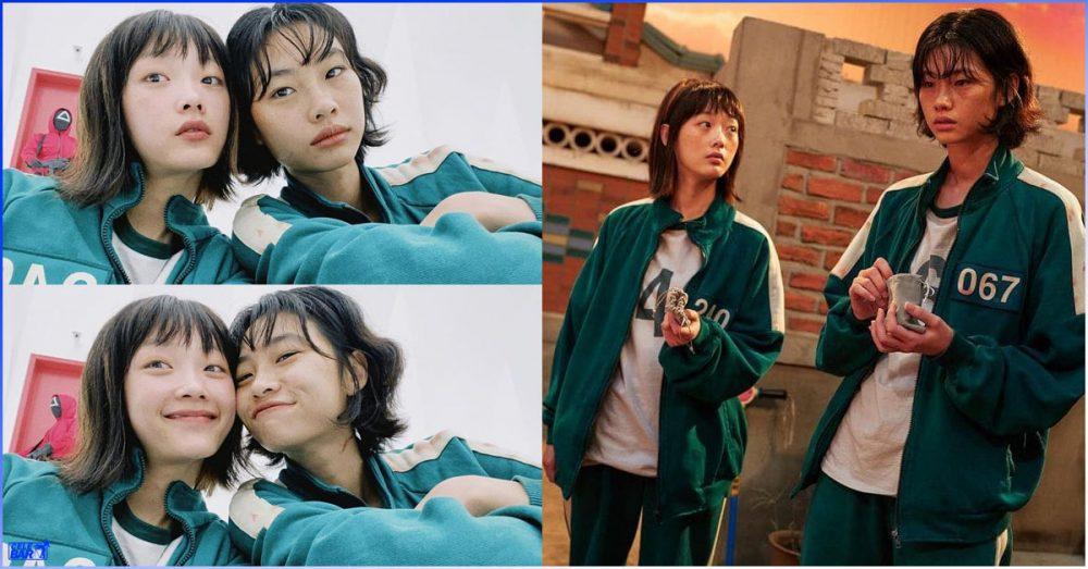 """ဇာတ်ညွှန်းအတိုင်းသာဆို """"Squid Game""""ထဲမှာ ပါဝင်လာဖွယ်မရှိတဲ့ Jung Ho Yeon နဲ့ Lee Yoo Mi"""