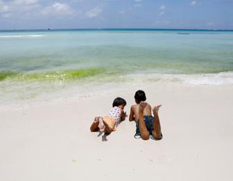 東南アジアビーチ