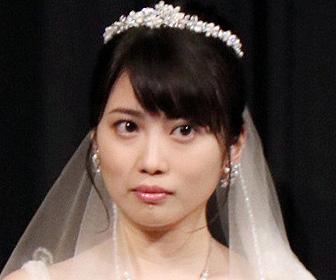 女優の志田未来(25)さんが結婚 相手は大手証券会社社員