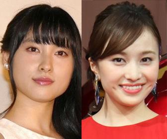 【画像あり】土屋太鳳と百田夏菜子がユニット結成!