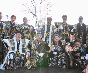 【画像あり】北九州市の成人式が予想通りヤバすぎる!