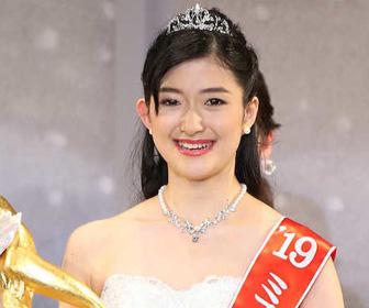 【画像あり】「ミス日本」GPは東大生、医師志望の才女・度會亜衣子さんが頂点に!