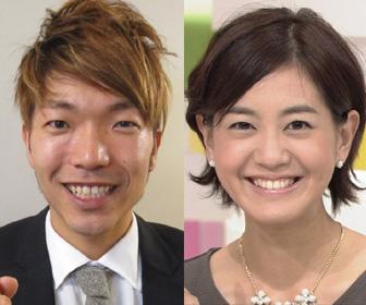お笑いコンビ「アキナ」秋山賢太とABC塚本麻里衣アナが結婚