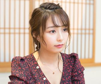 【フリーアナ】宇垣美里、2次元キャラ化に赤面「照れちゃいますね」