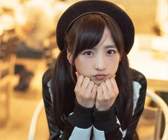 【画像あり】「2万年に1人の美少女」AKB48 小栗有以(18)がドキッとするような視線!キャミ&ショーパン姿で美肌を大胆披露