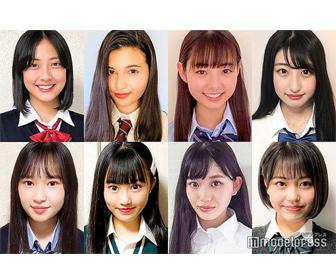 【画像あり】日本一かわいい高校一年生「高一ミスコン2020」中間結果 上位6人発表!