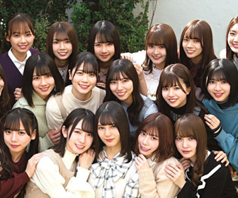 日向坂46が選ぶ「尊敬するアイドル」ランキング