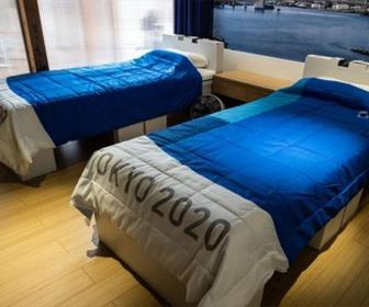【動画あり】五輪イスラエル代表、選手村ベッドを「破壊」【100人乗っても?】