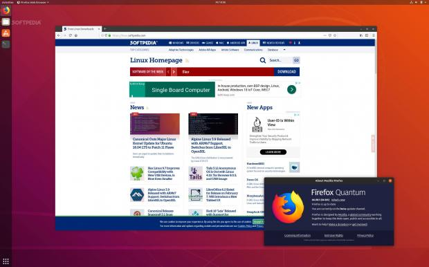 Firefox 66 Is Now Available for Ubuntu 18 10, 18 04 LTS, and 16 04