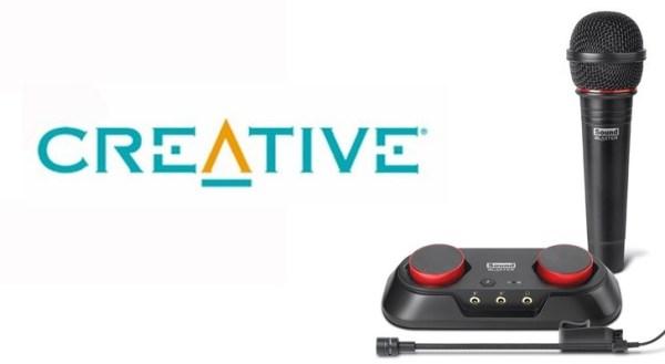 Creative Releases Sound Blaster R3 Audio Recording System ...