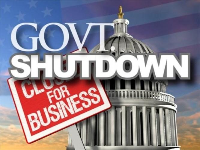 Image result for us govt shutdown