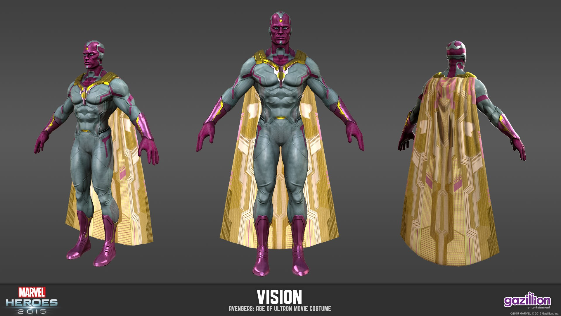 Marvel Heroes 2015 Gets Avengers Age Of Ultron Related