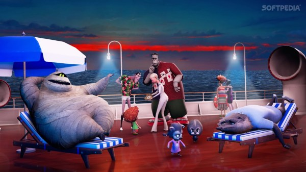 Hotel Transylvania 3 Monsters Overboard Review
