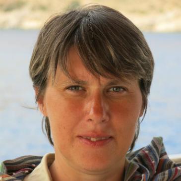 Viktoriya Sereda, photo supplied