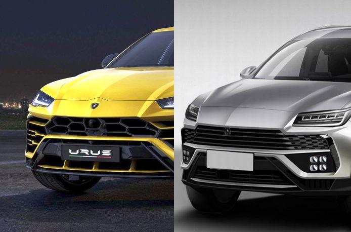 Huansu Hyosow: китайский клон Lamborghini Urus