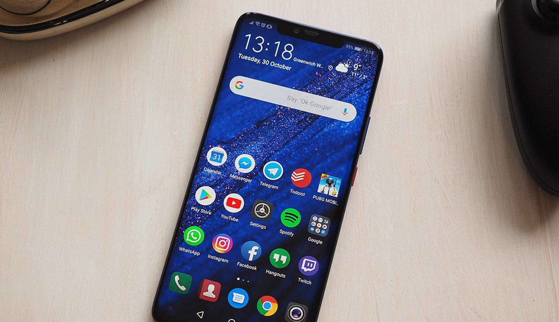 Некоторые Huawei Mate 20 Pro имеют неисправимую проблему