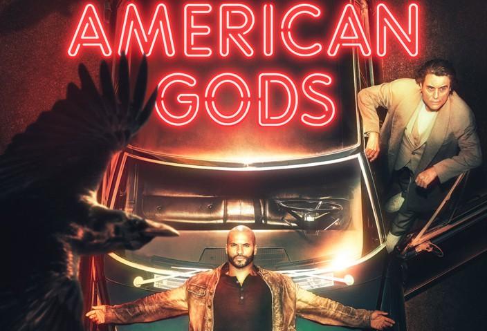 Второй сезон «Американских богов» выйдет в марте 2019 года