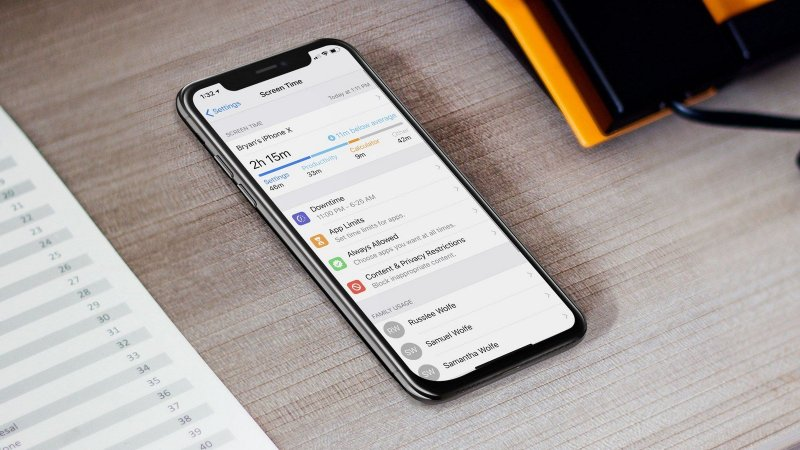 Apple начала борьбу со сторонним ПО для контроля времени использования