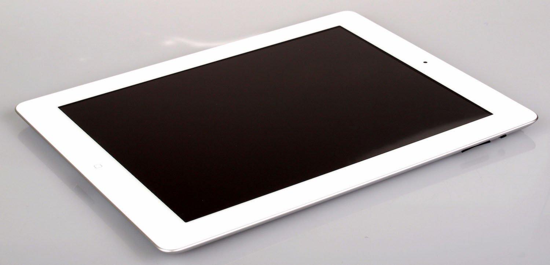 Просто iPad, март 2012