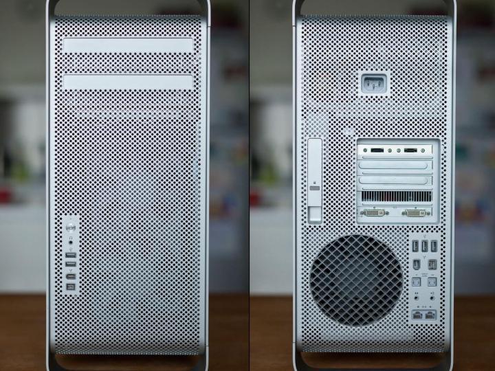 2012 год: Почти обновление Mac Pro и Mac Pro Server