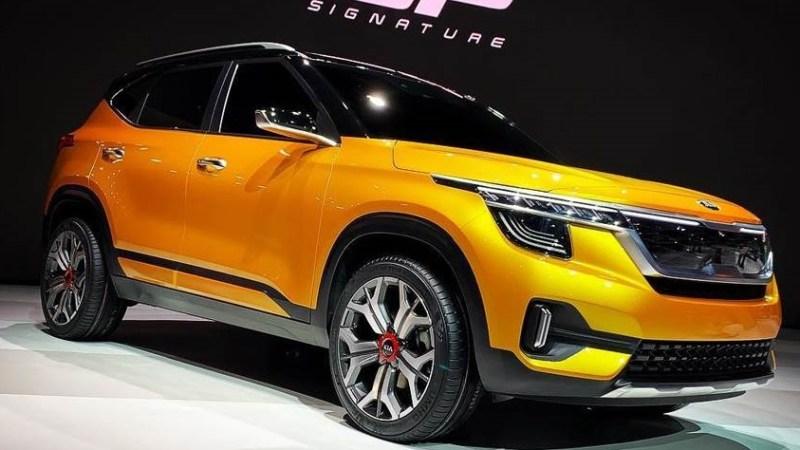 Альтернатива для тех кому не нравится Hyundai Creta: новый кроссовер Kia