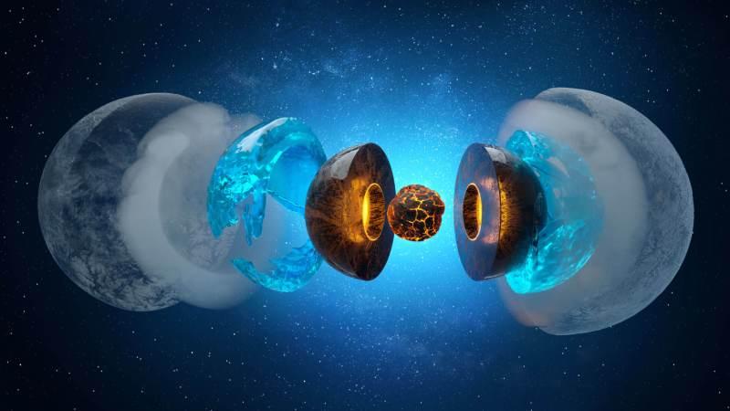 Вода необычной формы может быть самой распространенной во Вселенной