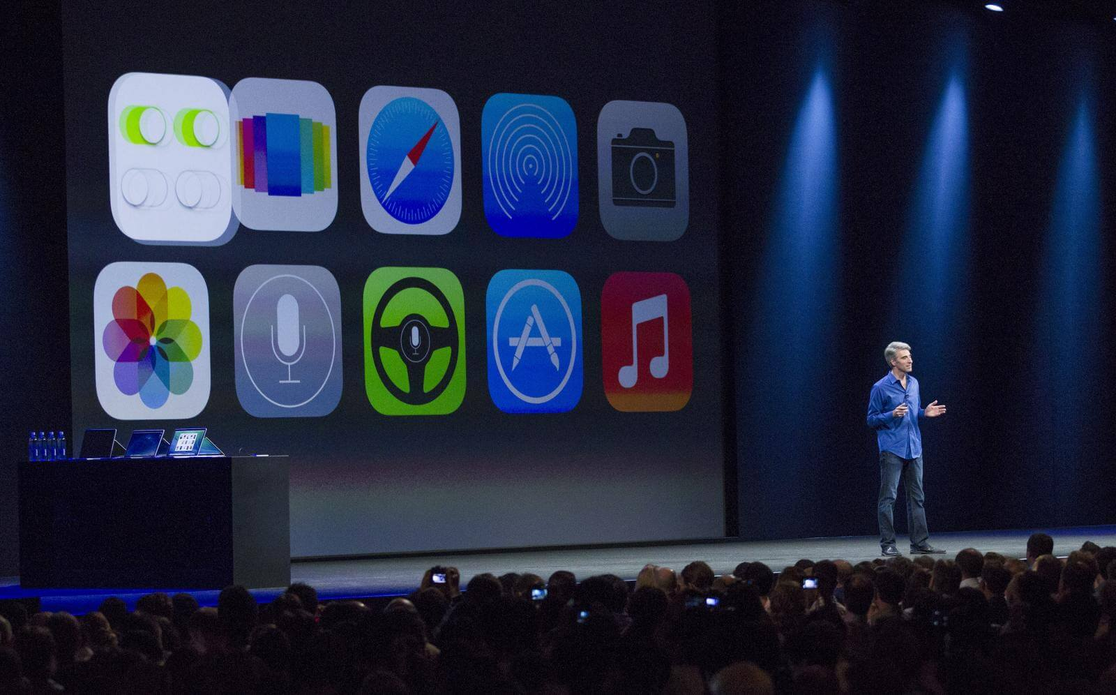WWDC 2014: по версии Apple, 25-я WWDC