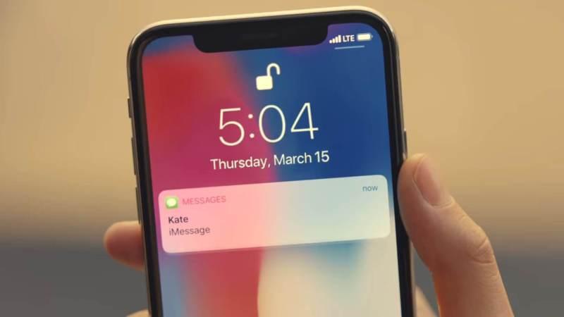 Apple могла сохранить Touch ID в iPhone X