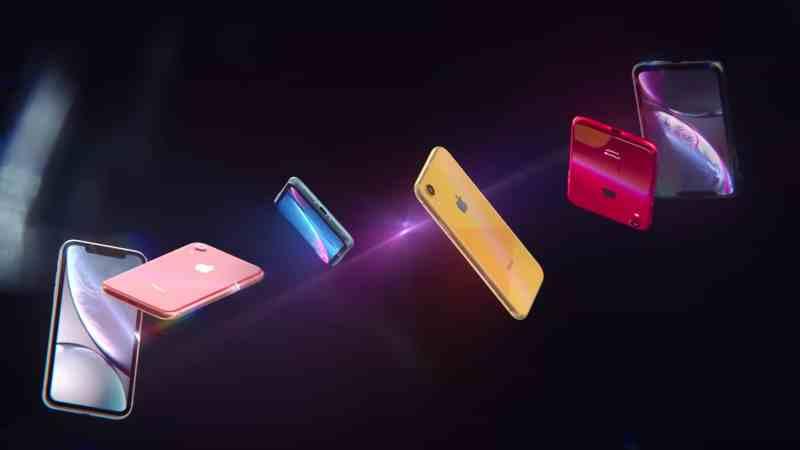iPhone XR 2 получит новые расцветки корпуса