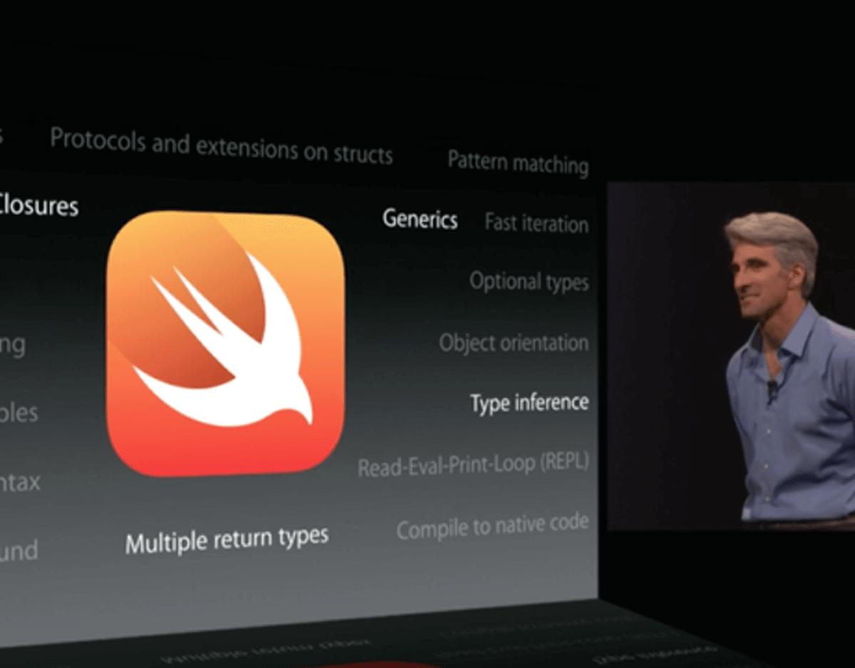 WWDC 2014: история появления Swift