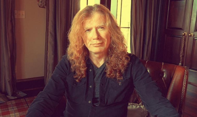 Лидеру группы Megadeth диагностировали рак горла