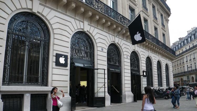 Apple закрыла доступ к своему онлайн-магазину со старых версий OS X